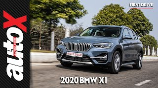 2020 BMW X1 First Drive Video Review
