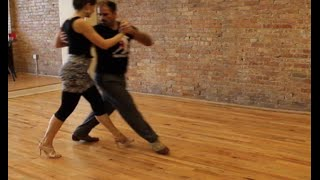 Dance Argentine Tango - 26 Tango Moves / Figures