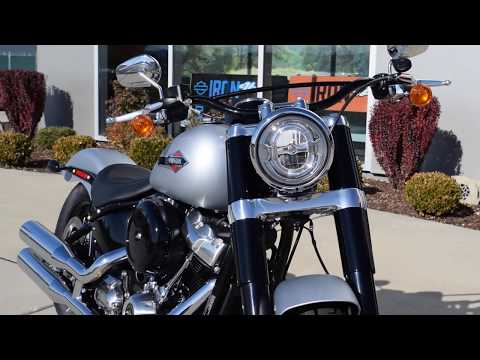 FLSL 2020 SOFTAIL SLIM®