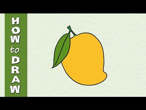 Download Kids Drawings Mango HD Mp4 3GP Video and MP3