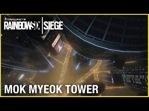 Rainbow Six Siege: Operation White Noise – Mok Myeok Tower | Trailer | Ubisoft [US]