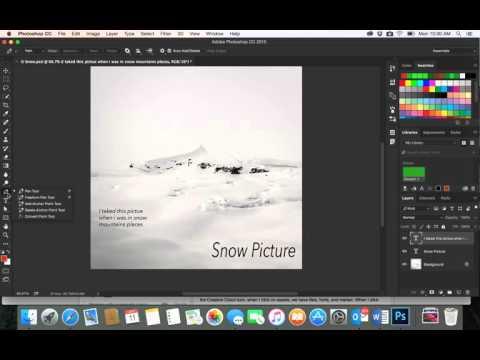 41-Adobe PhotoShop CC|  Type