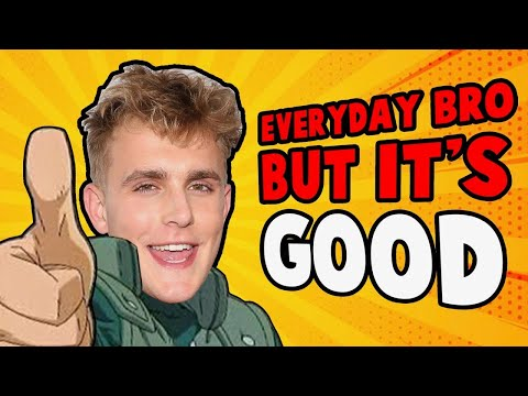 """I Made """"It's Everyday Bro"""" a Good Song"""