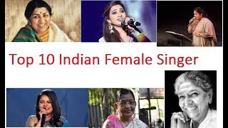 Top 10 Indian Female Singers - 10