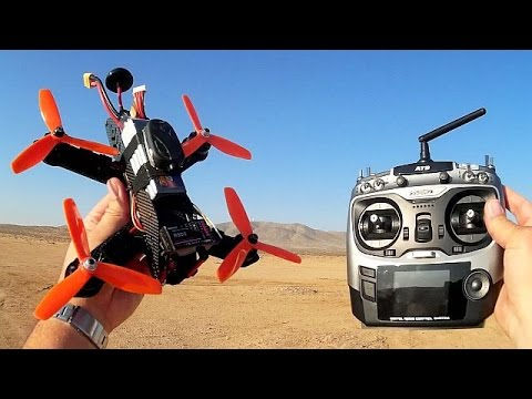 foxtech-lightning-210-rtf-fpv-racing-drone-flight-test-review