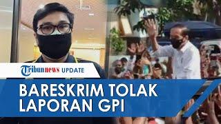 Bareskrim Polri Kembali Tolak Laporan Kerumunan Jokowi di NTT, GPI: Jelas Kita Kecewa