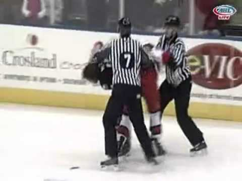 Zack FitzGerald vs. Dennis McCauley