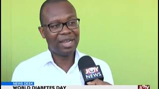 World Diabetes Day - News Desk on JoyNews (14-11-18)