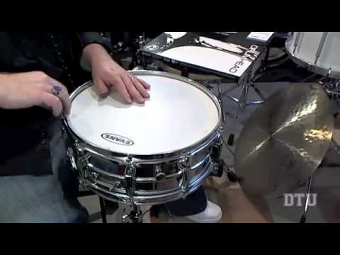 Snare Drum Makeover