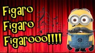 minons - FIGARO FIGARO FIGARO song