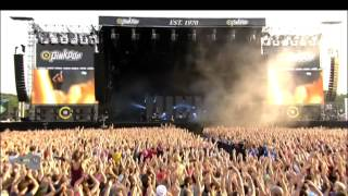 Editors   Papillon, Live Op Pinkpop 2014