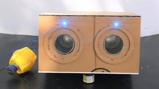 How to make washing machine from generator