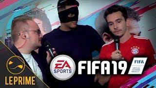 """FIFA 19 - Tournoi 2v2 """"influenceurs"""" all-star"""