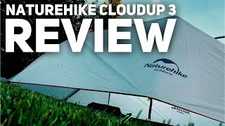 Naturehike Cloud Up 3 | 2-3 Personen Zelt | SilNylon | Gearbest | Vorstellung | Review | Deutsch