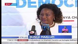 Mbunge Florence Mutua aongoza hafla ya Bunge maalum