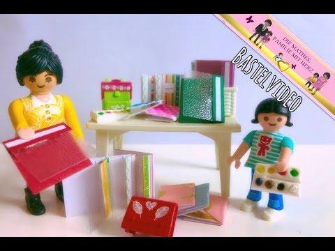 Playmobil Video deutsch - Schnellhefter für die Playmobilsammlung für Spielfiguren
