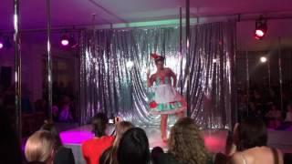 Ophelia Flower - Burlesque Solo (Jessie J - Mamma Knows Best)