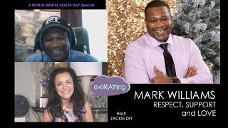 eveRIAthing Lights Up Purple with Mark Williams, a Mental Health Day Special
