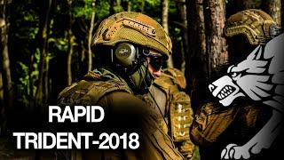 Rapid Trident-2018. Ukrainian SOF Contribution UA/EN