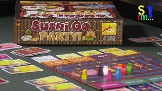 Spiel doch mal SUSHI GO PARTY! (Spiel doch mal...! - Folge 184)
