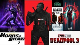 Upcoming Movies 2020 2024