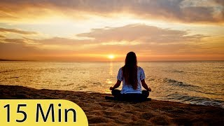 Meditation, Relaxation Music, Chakra, Relaxing Music for Stress Relief, Relax, 15 Minute, ☯3220B