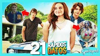 Gambar cover 21 Curiosidades de EL STAND DE LOS BESOS (The Kissing Booth)