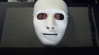Mask without emotion Маска без эмоций