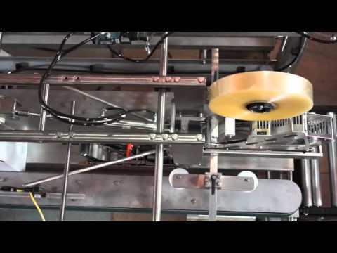 Selladora de Cajas Automática Sanitaria TBS100FC