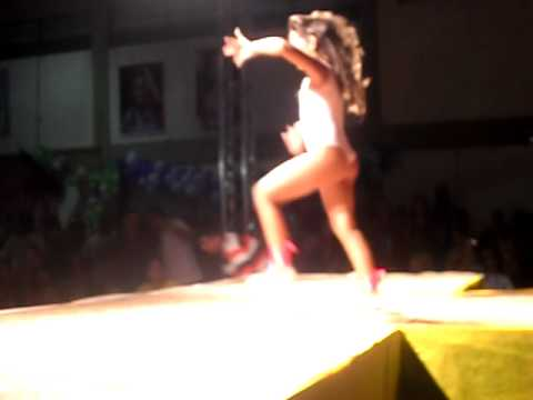 Concurso Rainha do Carnaval de SM 2011- Final