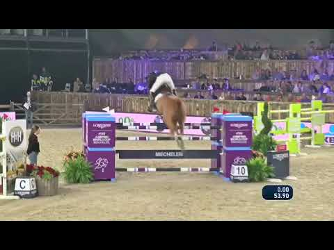 Igor - CSI5*-W Jumping Mechelen