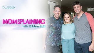 Losing at Parenting with @DumbDadPod | Momsplaining with Kristen Bell