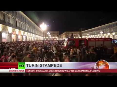 Turin Stampede: False alarm makes people panic, run for life, over 1,000 injured