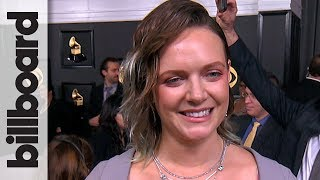 Tove Lo Shares Why 'Glad He's Gone' Music Video Is Special To Her | Grammys