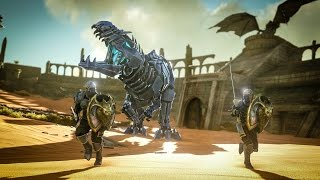 ARK: Survival Evolved - PS4 Game Launch Trailer