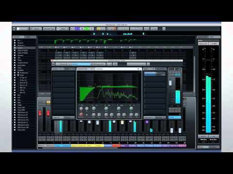 Cubase 7 Quick Start Video Tutorials – Chapter 10 – Drums, mixing and export