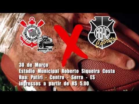 Se liga no convite do Corinthians Steamrollers