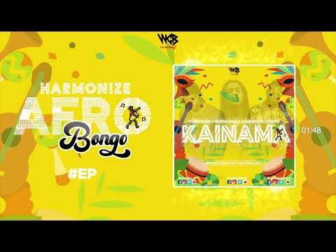 Download Harmonize x Burna Boy x Diamond Platnumz - Kainama Audio
