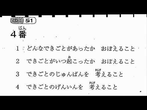 Luyện Nghe Tiếng Nhật N3-Listening JLPT N3-C | Youtube