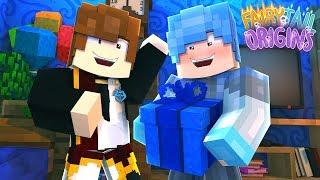 Minecraft Fairy Tail Origins - BOYFRIENDS BIRTHDAY! #16 (Minecraft Roleplay)