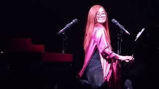 Tori Amos - Real Men (Joe Jackson cover) @ Beacon Theatre, NYC1 2017