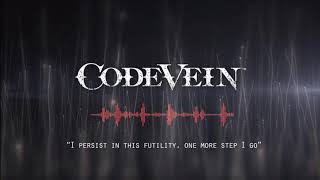 Code Vein - Tutorial Theme OST [HQ - English Lyrics]