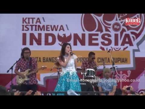 Koneg Liquid Feat Via Vallen Di Sayidan Cover Koneg Jogja Cinta Rupiah