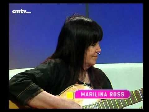 Marilina Ross video Tiempo de ternura - CM Xpress - Octubre 2014