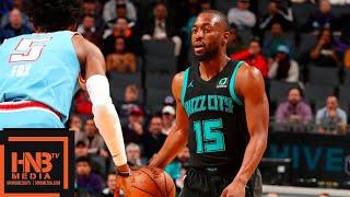Sacramento Kings vs Charlotte Hornets Full Game Highlights | 01/17/2019 NBA Season
