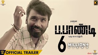 Official Trailer of Power Paandi
