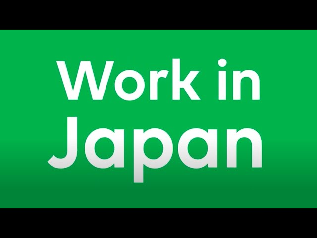 Come to LINE |Work in Japan