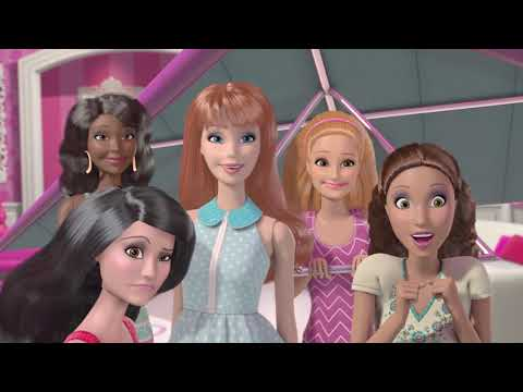 Barbie Life in the Dreamhouse | Cringing in the Rain | Hindi