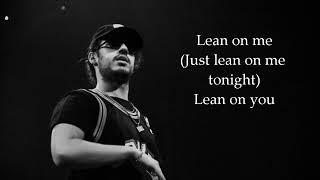 Russ   Lean On You (Lyrics)
