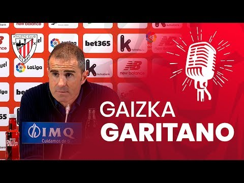 🎙️ Gaizka Garitano | post Athletic Club 1–1 RC Celta | J20 LaLiga 2019 20